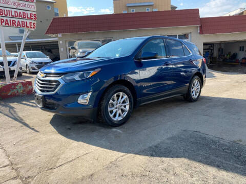 2019 Chevrolet Equinox for sale at ELITE MOTOR CARS OF MIAMI in Miami FL