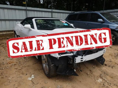 2019 Chevrolet Camaro for sale at ELITE MOTOR CARS OF MIAMI in Miami FL