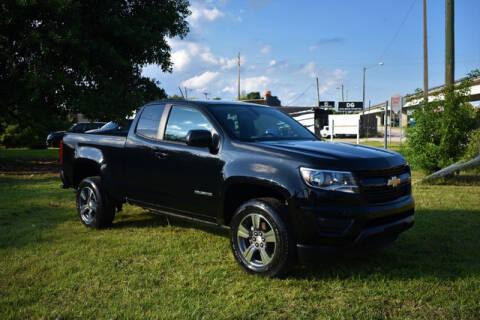 2018 Chevrolet Colorado for sale at ELITE MOTOR CARS OF MIAMI in Miami FL