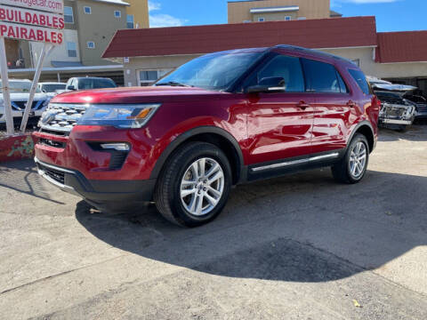 2018 Ford Explorer for sale at ELITE MOTOR CARS OF MIAMI in Miami FL