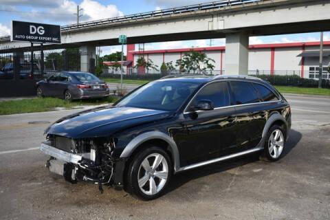 2016 Audi Allroad for sale at ELITE MOTOR CARS OF MIAMI in Miami FL