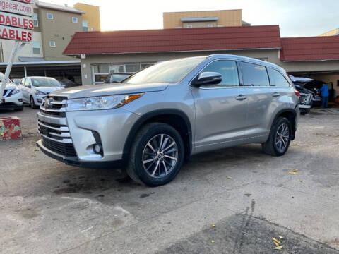 2018 Toyota Highlander for sale at ELITE MOTOR CARS OF MIAMI in Miami FL