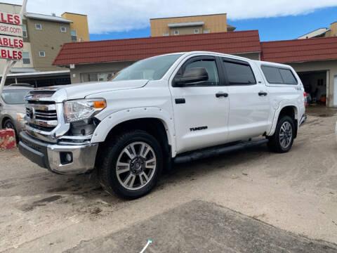 2017 Toyota Tundra for sale at ELITE MOTOR CARS OF MIAMI in Miami FL