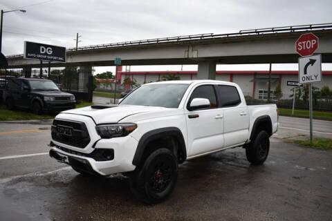2019 Toyota Tacoma for sale at ELITE MOTOR CARS OF MIAMI in Miami FL