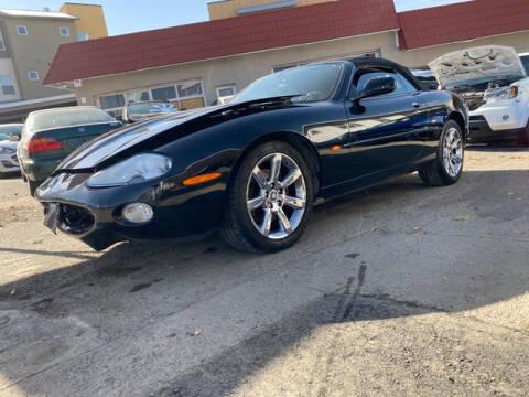 2003 Jaguar XK-Series for sale at ELITE MOTOR CARS OF MIAMI in Miami FL