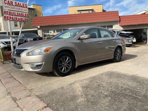 2015 Nissan Altima for sale at ELITE MOTOR CARS OF MIAMI in Miami FL