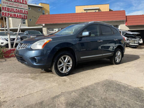 2013 Nissan Rogue for sale at ELITE MOTOR CARS OF MIAMI in Miami FL