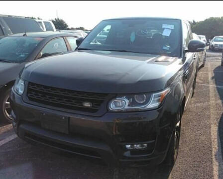 2014 Land Rover Range Rover Sport for sale at ELITE MOTOR CARS OF MIAMI in Miami FL