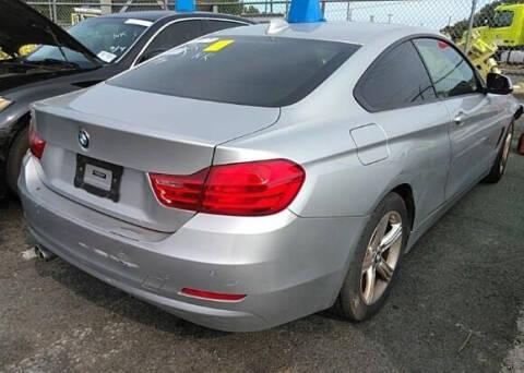 2014 BMW 4 Series for sale at ELITE MOTOR CARS OF MIAMI in Miami FL