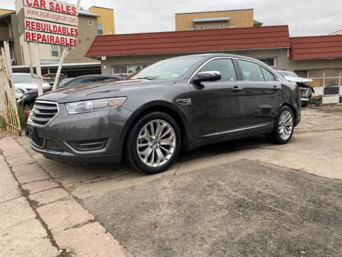 2019 Ford Taurus for sale at ELITE MOTOR CARS OF MIAMI in Miami FL
