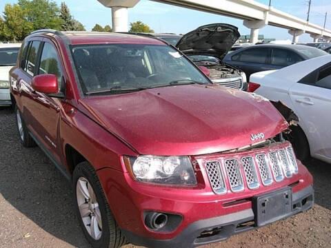 2014 Jeep Compass for sale at ELITE MOTOR CARS OF MIAMI in Miami FL
