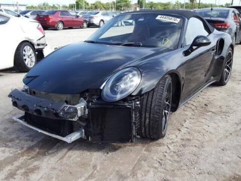 2017 Porsche 911 for sale at ELITE MOTOR CARS OF MIAMI in Miami FL