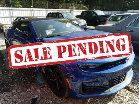 2020 Chevrolet Camaro for sale at ELITE MOTOR CARS OF MIAMI in Miami FL
