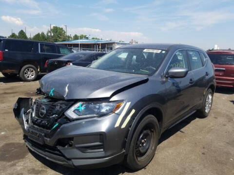 2017 Nissan Rogue for sale at ELITE MOTOR CARS OF MIAMI in Miami FL