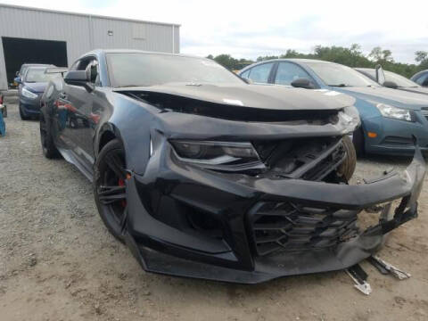 2020 Chevrolet Camaro for sale at ELITE MOTOR CARS OF MIAMI in Miami FL