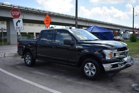 2020 Ford F-150 for sale at ELITE MOTOR CARS OF MIAMI in Miami FL