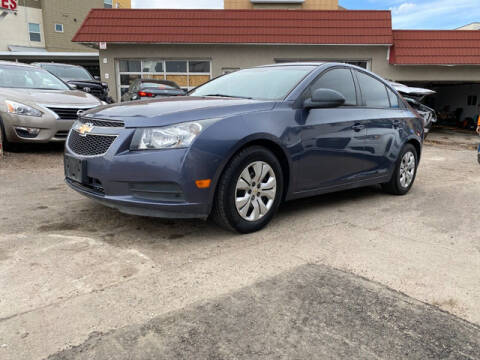 2014 Chevrolet Cruze for sale at ELITE MOTOR CARS OF MIAMI in Miami FL