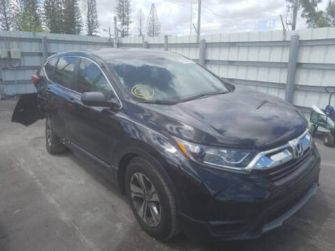 2019 Honda CR-V for sale at ELITE MOTOR CARS OF MIAMI in Miami FL