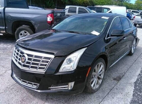 2014 Cadillac XTS for sale at ELITE MOTOR CARS OF MIAMI in Miami FL