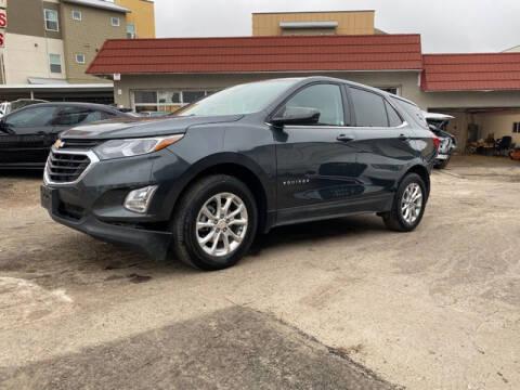 2020 Chevrolet Equinox for sale at ELITE MOTOR CARS OF MIAMI in Miami FL