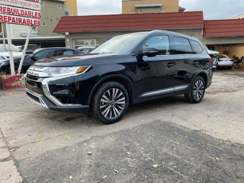2020 Mitsubishi Outlander for sale at ELITE MOTOR CARS OF MIAMI in Miami FL