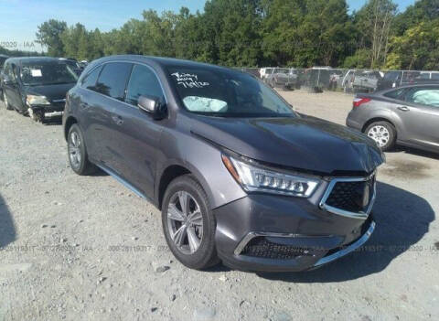 2019 Acura MDX for sale at ELITE MOTOR CARS OF MIAMI in Miami FL