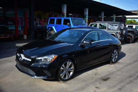 2019 Mercedes-Benz CLA for sale at ELITE MOTOR CARS OF MIAMI in Miami FL
