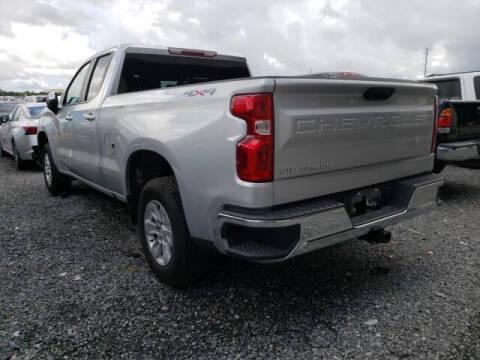 2020 Chevrolet Silverado 1500 for sale at ELITE MOTOR CARS OF MIAMI in Miami FL