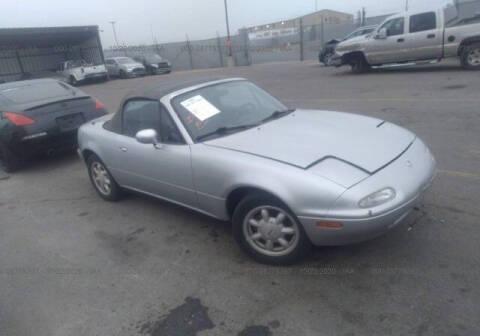 1992 Mazda MX-5 Miata for sale at ELITE MOTOR CARS OF MIAMI in Miami FL
