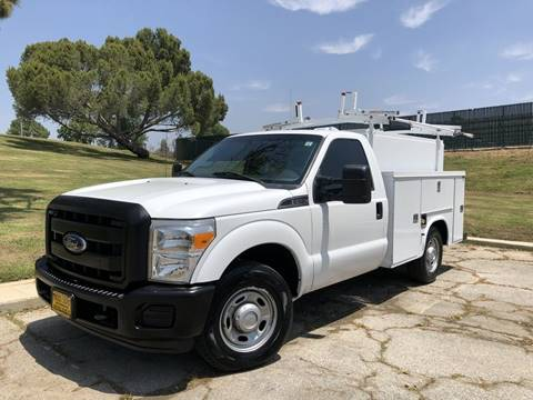 2013 Ford F-250 Super Duty for sale in North Hills, CA