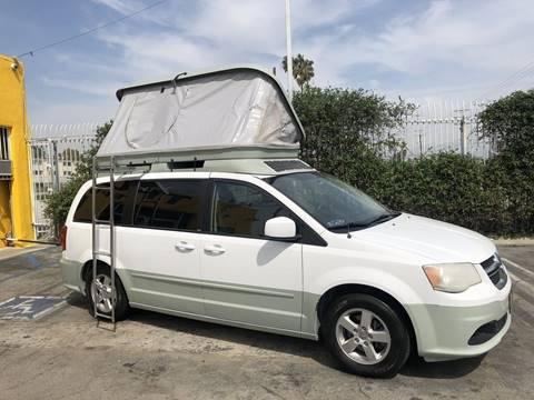 2012 Dodge Grand Caravan for sale in North Hills, CA