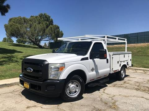 2011 Ford F-250 Super Duty for sale in North Hills, CA