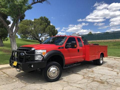 2011 Ford F-450 for sale in North Hills, CA