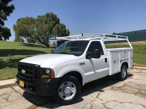 2005 Ford F-350 Super Duty for sale in North Hills, CA