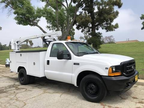 2001 Ford F-350 Super Duty for sale in North Hills, CA