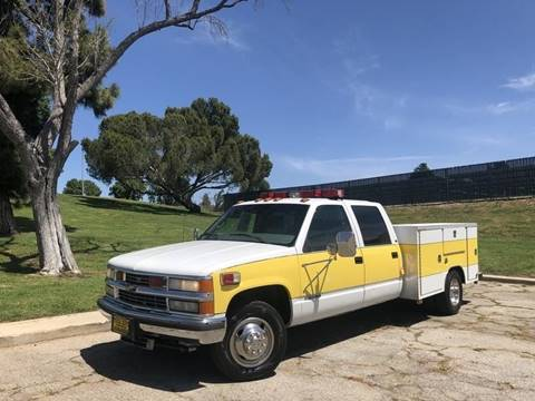 2000 Chevrolet C/K 3500 Series for sale in North Hills, CA