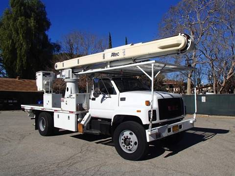 1998 GMC C7500 for sale in North Hills, CA