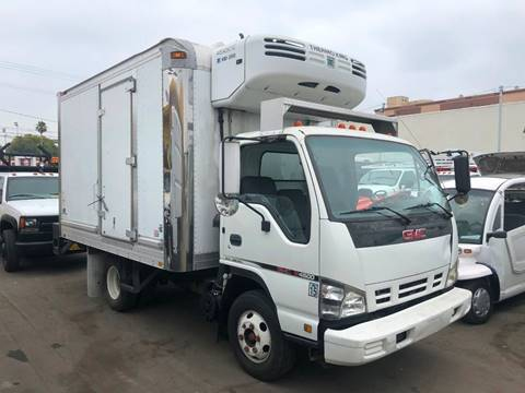 2006 GMC W4500 for sale in North Hills, CA