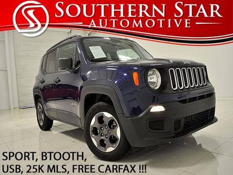 2017 Jeep Renegade for sale in Duluth, GA