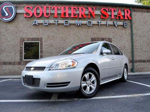 2013 Chevrolet Impala for sale in Duluth, GA