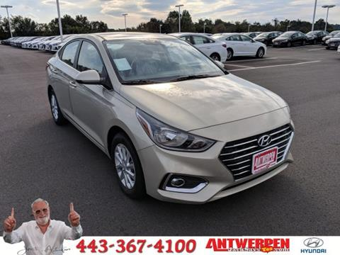 2019 Hyundai Accent for sale in Catonsville, MD
