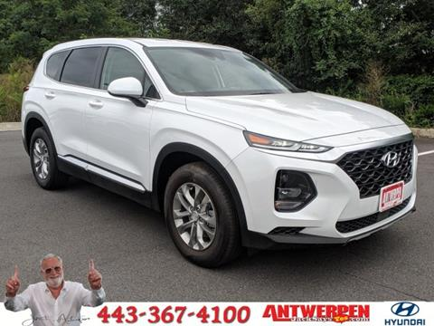 2019 Hyundai Santa Fe for sale in Catonsville, MD