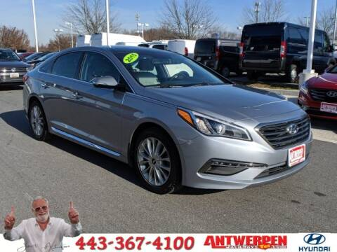 2015 Hyundai Sonata for sale in Catonsville, MD