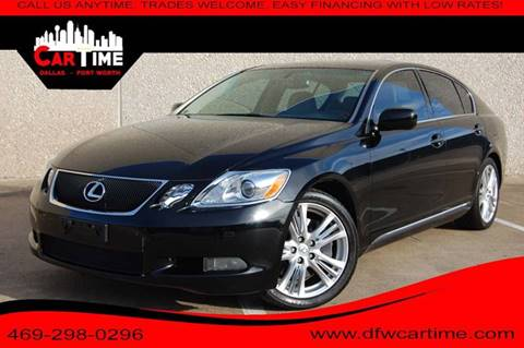 2007 Lexus GS 450h for sale in Plano, TX