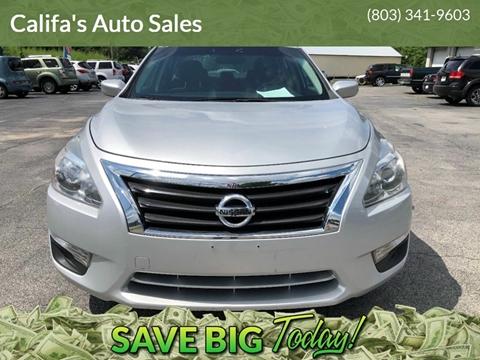 2015 Nissan Altima for sale in North Augusta, SC
