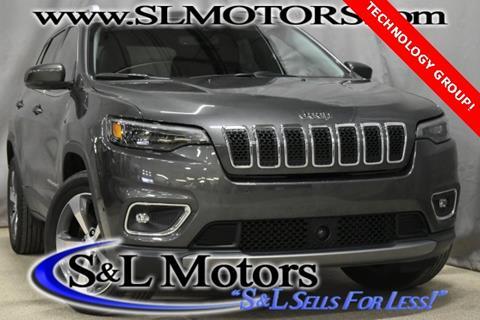 2019 Jeep Cherokee for sale in Pulaski, WI