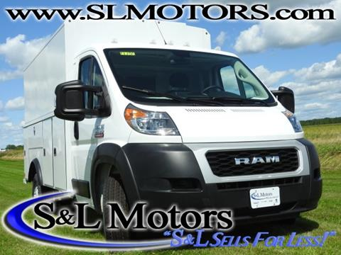 2019 RAM ProMaster Cutaway Chassis for sale in Pulaski, WI