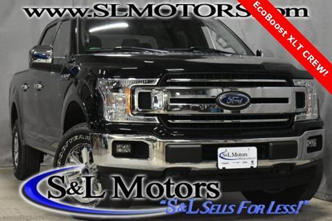 Trucks For Sale In Wi >> 2018 Ford F 150 For Sale In Pulaski Wi