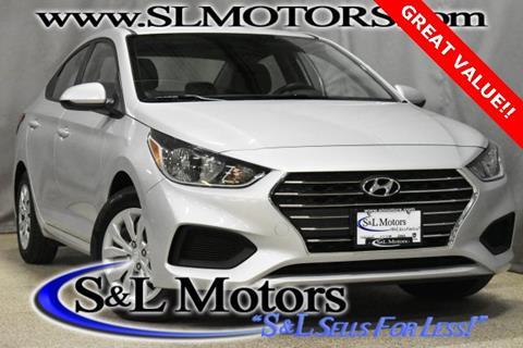 2019 Hyundai Accent for sale in Pulaski, WI