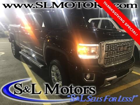 2019 GMC Sierra 2500HD for sale in Pulaski, WI